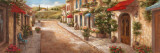 Italian Village II Art by  Nan