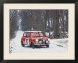 1964 Mini Cooper S Posters