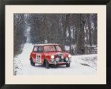 1964 Mini Cooper S Posters