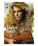 Taylor Swift, Rolling Stone no. 1073, March 5, 2009 Photographie par Peggy Sirota