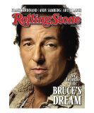 Bruce Springsteen, Rolling Stone no. 1071, February 5, 2009 Photographic Print by Albert Watson