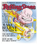 John McCain, Rolling Stone no. 1063, October 16, 2008 Photographic Print by Robert Grossman