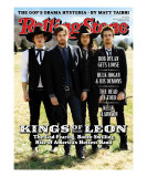 Kings of Leon, Rolling Stone no. 1077, April 30, 2009 Photographic Print by Max Vadukul