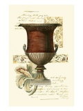 Transitional Urn I Giclee Print by Vision Studio 