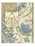 Nouveau Tapestry II Prints by Chariklia Zarris