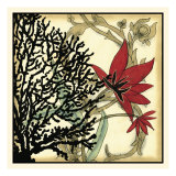 Coral Tapestry III Giclee Print by Jennifer Goldberger