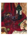 Jennifer's Wine Indulgences II Posters by Jennifer Goldberger