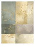 Arbor Leaves II Prints by Chariklia Zarris