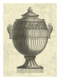 Crackled Empire Urn I Giclee Print by Vision Studio