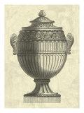 Crackled Empire Urn I Premium Giclee Print by  Vision Studio