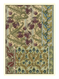 Garden Tapestry IV Kunstdrucke von Eugene Grasset