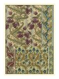 Garden Tapestry IV Lámina giclée prémium por Eugene Grasset