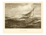 Gale of Wind Print by Napier Henry