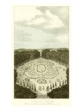 Garden at Versailles I Posters