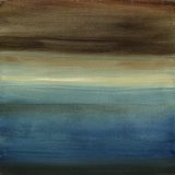 Abstract Horizon III Poster von Ethan Harper