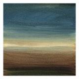 Abstract Horizon IV Kunstdrucke von Ethan Harper