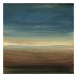 Abstract Horizon IV Giclee Print by Ethan Harper