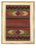 Large Rio Grande Weaving II Prints by Chariklia Zarris