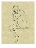 Sophisticated Nude IV Láminas por Ethan Harper