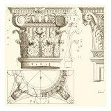 Corinthian Detail III Art