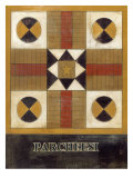 Parcheesi Art by Norman Wyatt Jr.