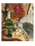 Jennifer&#39;s Scotch Indulgences II Giclee Print by Jennifer Goldberger