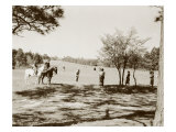 Pinehurst Golfers III Print