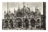 St. Mark's Basilica, Venice,  Italy, Photo Fotografía
