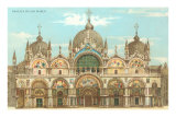 St. Mark&#39;s Basilica Prints