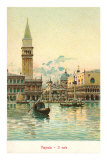 H&#244;tel St. Marc, Venise, Italie Posters
