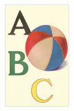ABC, Ball Posters