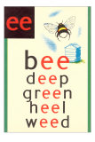 EE in Bee Prints