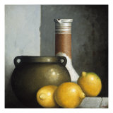 Lyon Still Life I Posters by  Chavelle