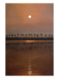 Burma Sunset Prints by Lazlo Emmerich