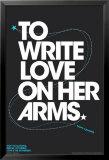 Logo -To Write Love Poster