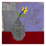 Yellow Daisy I Giclee Print by Charlotte Foust