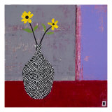 Yellow Daisy II Giclee Print by Charlotte Foust