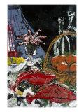 Ocean Harvest II Posters by Susan Gillette