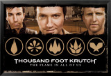 Flame - Thousand Foot Krutch Photo