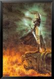 The Hour Has Arrived Posters by Luis Royo
