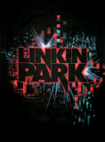 Linkin Park - Splatter Print