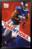 New York Giants - Osi Umenyiora Print