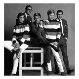 Men's Casual and Business Attire, 1960s Impression giclée par John French