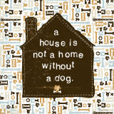 A House is Not a Home Poster by Peter Horjus