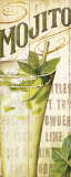Mojito Poster von Lisa Audit
