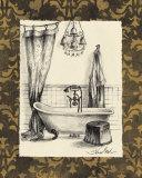 Elegant Bath II Posters by Silvia Vassileva