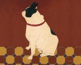Good Dog II Kunstdrucke von Warren Kimble