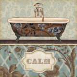 Bathroom Bliss II Prints by Lisa Audit