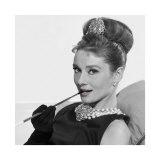 Audrey Hepburn i Pigen Holly Plakater