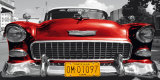 Cuba Car II Plakater